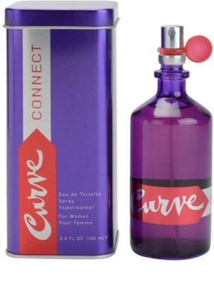 Liz Claiborne Curve Connect Eau de Toilette für Damen