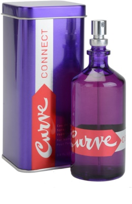 Liz Claiborne Curve Connect Eau de Toilette for Women 1