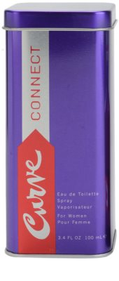 Liz Claiborne Curve Connect Eau de Toilette for Women 4