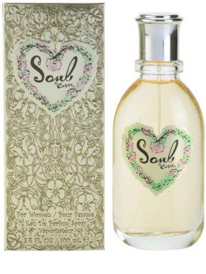 Liz Claiborne Curve Soul eau de parfum nőknek