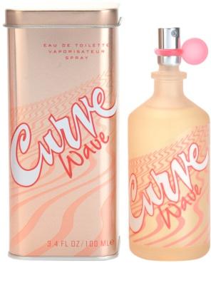 Liz Claiborne Curve Wave eau de toilette para mujer
