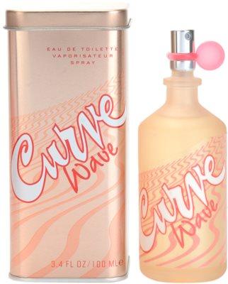Liz Claiborne Curve Wave toaletní voda pro ženy