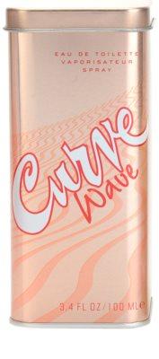 Liz Claiborne Curve Wave toaletní voda pro ženy 3