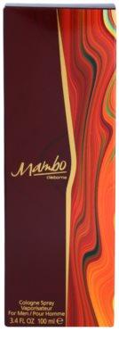 Liz Claiborne Mambo for Men Eau De Cologne pentru barbati 4