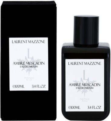 LM Parfums Ambre Muscadin parfémovaná voda unisex