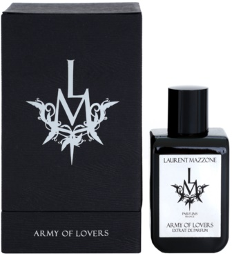 LM Parfums Army of Lovers extrato de perfume unissexo