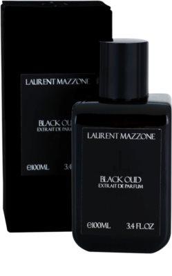 LM Parfums Black Oud Parfüm Extrakt für Herren 1