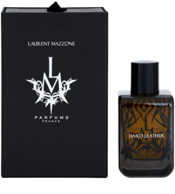LM Parfums Hard Leather extracto de perfume para hombre