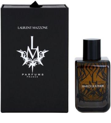 LM Parfums Hard Leather parfüm kivonat férfiaknak