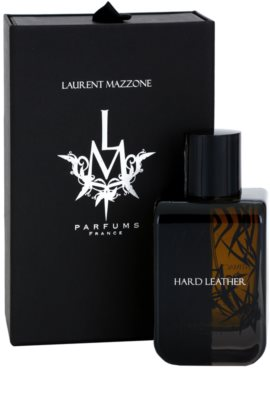LM Parfums Hard Leather extrato de perfume para homens 1