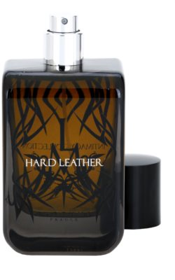 LM Parfums Hard Leather extrato de perfume para homens 3