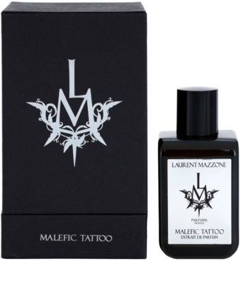 LM Parfums Malefic Tattoo extract de parfum unisex