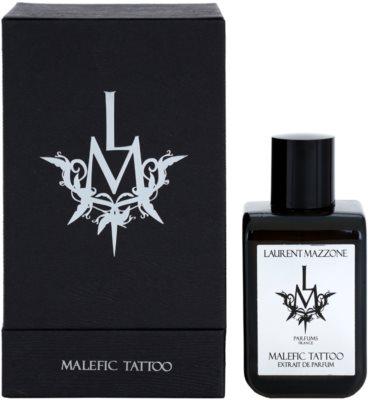 LM Parfums Malefic Tattoo extrato de perfume unissexo