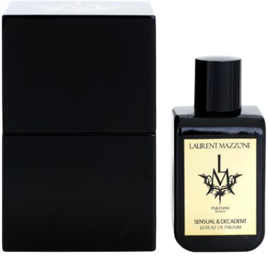 LM Parfums Sensual & Decadent extract de parfum unisex