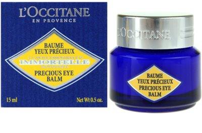 L'Occitane Immortelle crema contur pentru ochi 1
