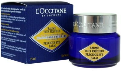 L'Occitane Immortelle крем проти зморшок для шкіри навколо очей 2