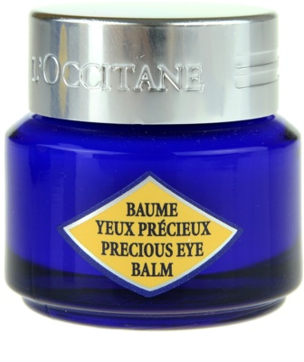 L'Occitane Immortelle crema contur pentru ochi