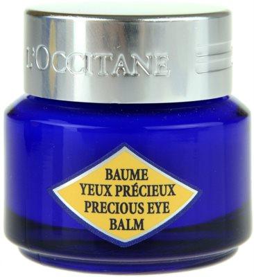 L'Occitane Immortelle ránctalanító szemkrém