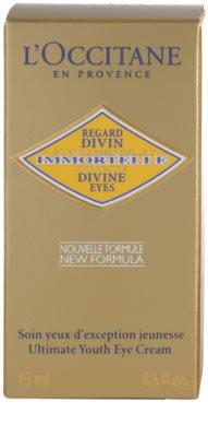 L'Occitane Immortelle pielęgnacja pod oczy przeciw zmarszczkom 4