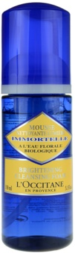 L'Occitane Immortelle Reinigungsschaum für alle Hauttypen