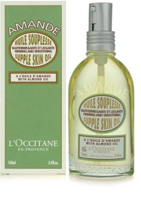 L'Occitane Amande óleo corporal refirmante 1