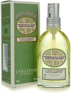 L'Occitane Amande óleo corporal refirmante 2