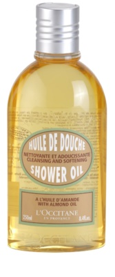 L'Occitane Amande sprchový olej