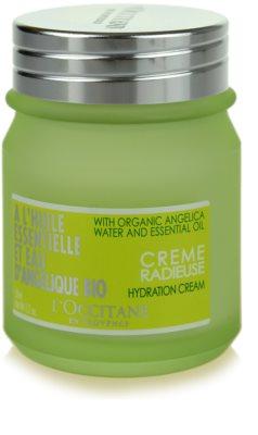 L'Occitane Angélique creme hidratante para pele normal a seca 3