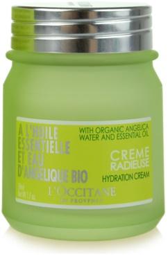 L'Occitane Angélique Feuchtigkeitscreme für normale und trockene Haut
