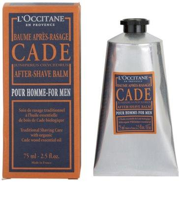 L'Occitane Cade Pour Homme bálsamo after shave para hombre 1