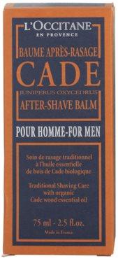 L'Occitane Cade Pour Homme bálsamo after shave para hombre 3