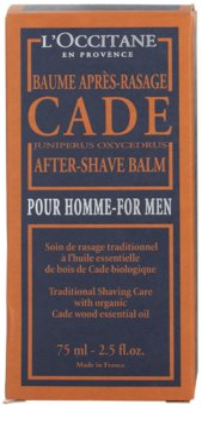 L'Occitane Cade Pour Homme After Shave balsam pentru barbati 3
