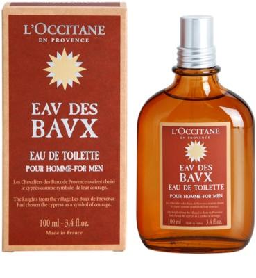 L'Occitane Eav des Baux woda toaletowa dla mężczyzn