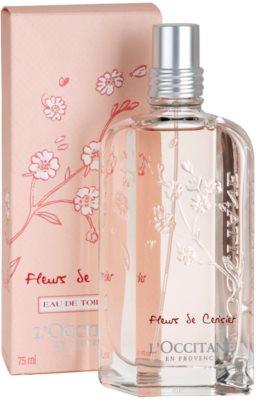 L'Occitane Fleurs de Cerisier eau de toilette nőknek 1