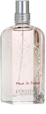 L'Occitane Fleurs de Cerisier eau de toilette para mujer 2