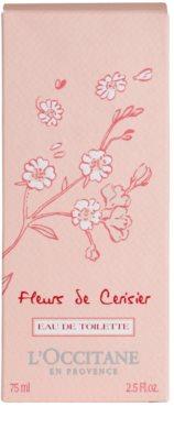 L'Occitane Fleurs de Cerisier eau de toilette para mujer 4