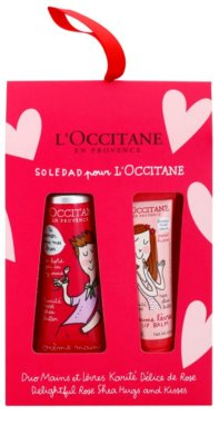 L'Occitane Hugs and Kisses lote cosmético I.