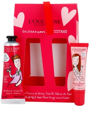 L'Occitane Hugs and Kisses Kosmetik-Set  I. 1