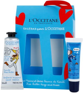 L'Occitane Hugs and Kisses lote cosmético II. 1