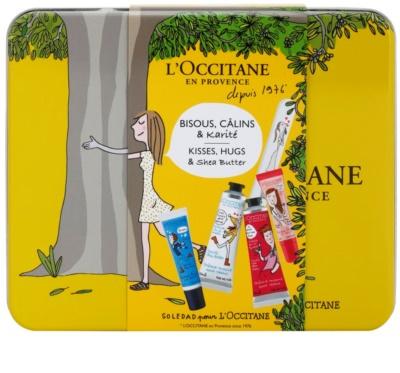 L'Occitane Hugs and Kisses kozmetika szett III. 2