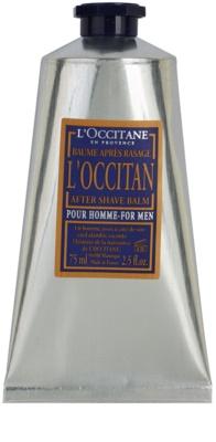 L'Occitane Pour Homme бальзам після гоління