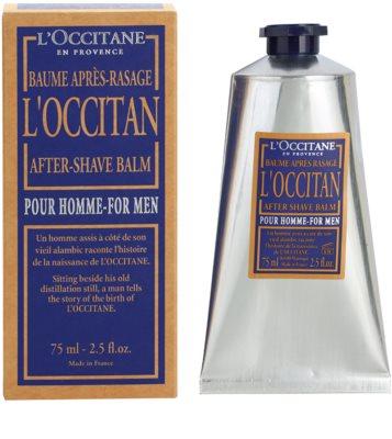 L'Occitane Pour Homme balsam aftershave 1