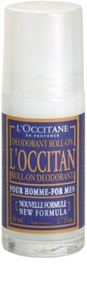 L'Occitane Pour Homme deodorant roll-on pro muže