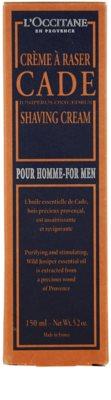 L'Occitane Pour Homme крем для гоління 2