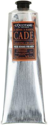 L'Occitane Pour Homme крем для гоління