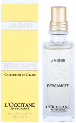 L'Occitane Jasmin & Bergamot toaletna voda za ženske