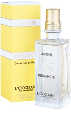 L'Occitane Jasmin & Bergamot Eau de Toilette para mulheres 1