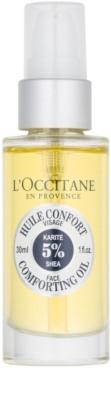 L'Occitane Karité sanftes Hautöl mit Bambus Butter