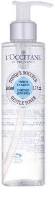 L'Occitane Karité apa pentru curatarea fetei