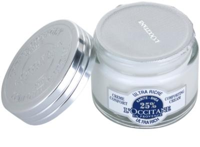 L'Occitane Karité crema facial calmante nutritiva 1